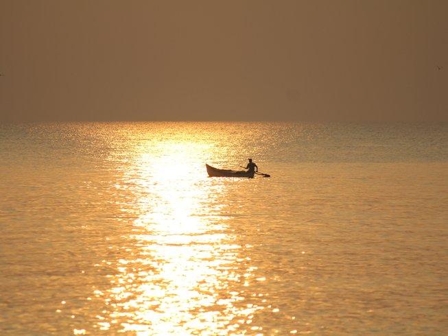 14 jours en séjour de yoga dans le sud de Goa, Inde
