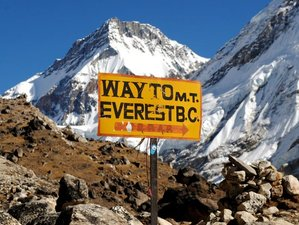 15 Days Everest Base Camp Yoga Trek and Holiday in Nepal
