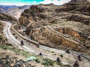 11 Day Hidden Himalayas: Himalayan Indian Adventure Guided Motorcycle Tour
