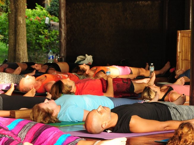 12 Days Meditation and Yoga Holiday in Paradise in Surat Thani, Thailand