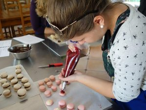 7 Day All-Level French Language, Pastry and Baking Courses in Riorges, Auvergne-Rhône-Alpes