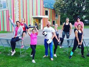 3 jours en retraite de yoga, cross training et nutrition dans le Vaud, Suisse