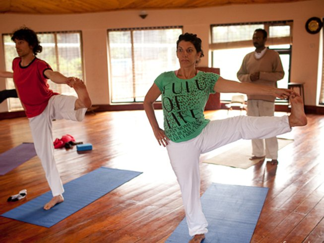 14 Days Meditation and Ayurveda Yoga Retreat in India