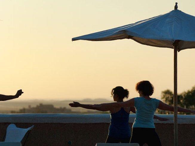 8 jours en vacances de yoga et méditation enrichissantes à Marrakech, Maroc