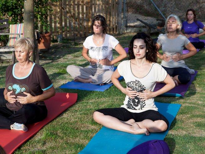 4 días retiro de tarot, meditación y yoga en Cataluña, España