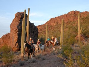 6 Days Ultimate Wild West Ranch Vacation in Pima County, Arizona