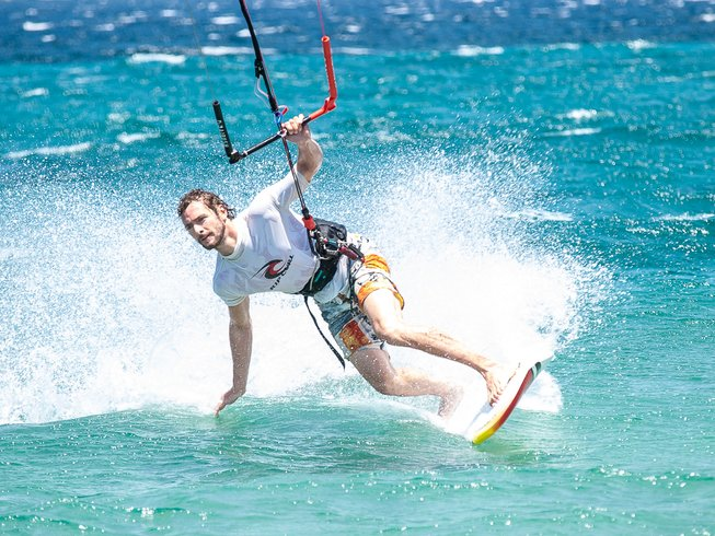 7 Days Kite Cruise in The Cyclades, Greece for Intermediate and Advanced Levels