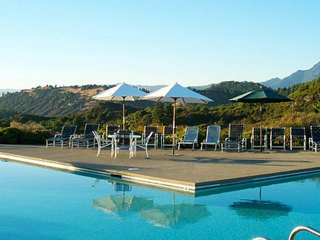 3 Days Fall Equinox Hiking, Wine, and Yoga Retreat in California