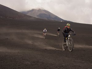 9 Days from West to East Mountain Bike Tour in Sicily, Italy