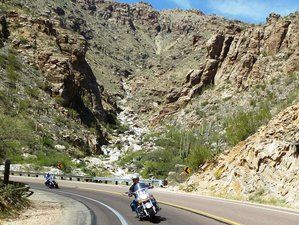 15 Days Wild Wild West Guided Motorcycle Tour in the USA via Tucson