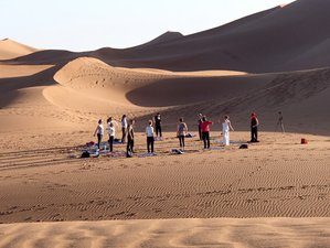 8 Days Venturesome Yoga Holiday in Morocco