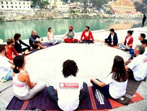 29 Day 200-Hour Intensive Yoga Teacher Training in Rishikesh