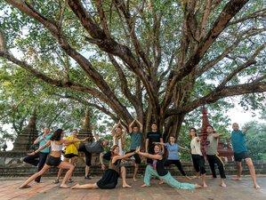 29 Days/ 200H Yoga & Arts Immersion / Hatha & Vinyasa Yoga Teacher Training, Siem Reap Cambodia