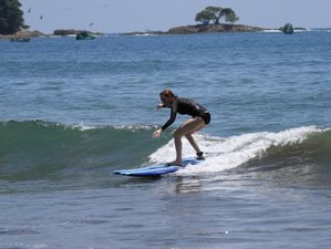 7 Days Customized Surf Package, Dominical, Costa Rica