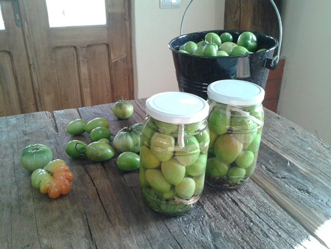 5 Days Saxon Cooking with Fruits in Transylvania