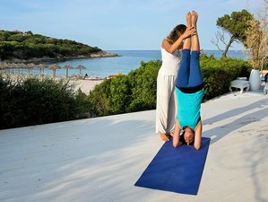 8 Days Luxury Beach Yoga Retreat in Italy
