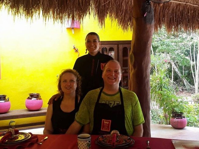 3 Days Culinary Vacation in Playa del Carmen, Mexico