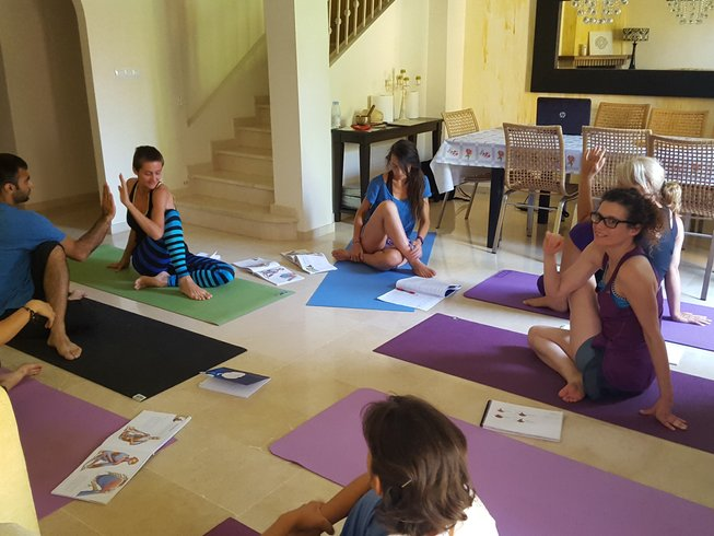 17 Days 200-Hour Yoga Therapy & Ayurveda YTT in Spain
