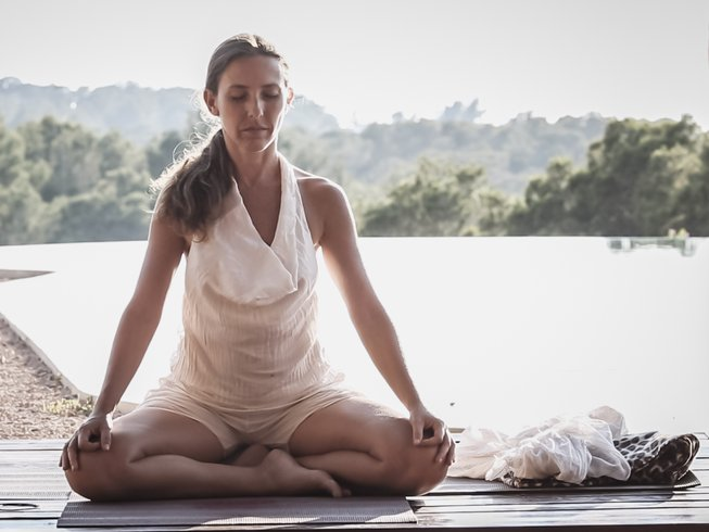 8 Days Lena Tancredi's Yoga Retreat in Ibiza, Spain