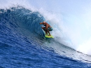 6 Day Exhilarating Surf Camp in Nias, Sumatra