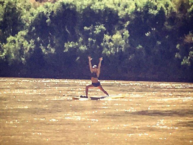 5 Days Red Rocks SUP, Hiking, Meditation, and Yoga Retreat in Utah, USA