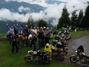 15 Days Royal Enfield Guided Motorcycle Tour India and Bhutan
