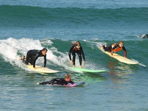 8 Days Coaching Surf Camp Tamraght, Souss-Massa, Morocco