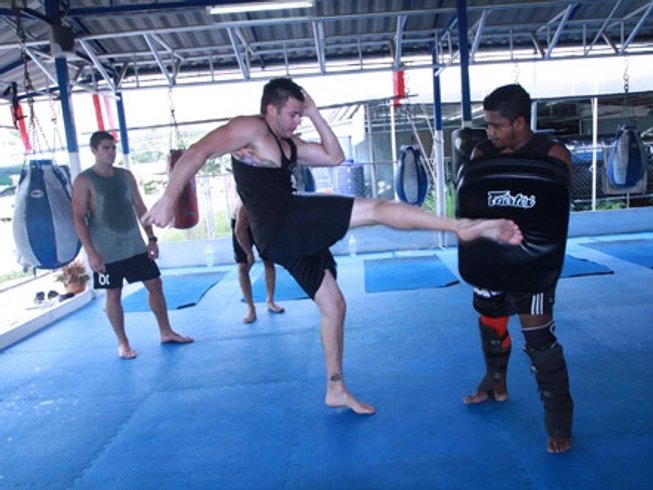 1 Month All inclusive Muay Thai in Koh Samui, Thailand
