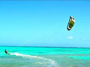 7 Day Independent Rider Private Kite Surf Camp in Grace Bay, Providenciales