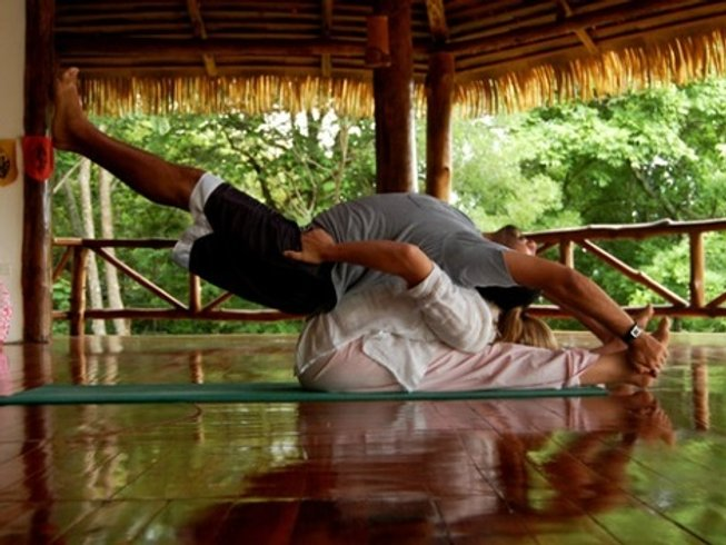 8 Days Ultimate Wellness Yoga Retreat in Costa Rica