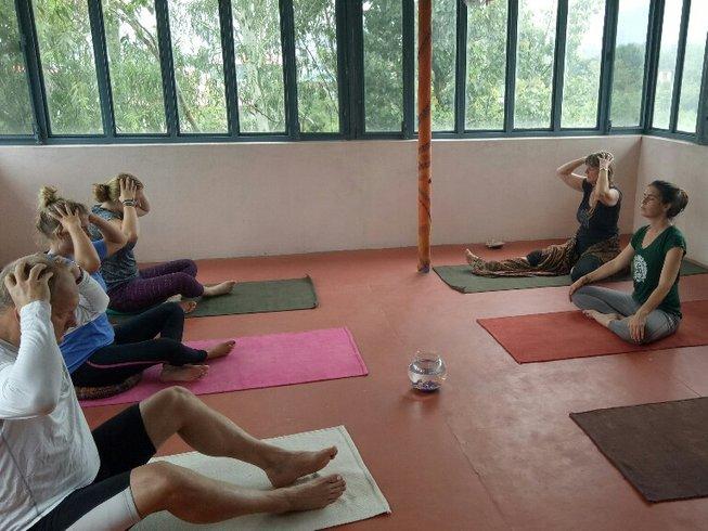 30 Days De-addiction Program, Naturopathy, Detox and Yoga Retreat in Dharmshala, India