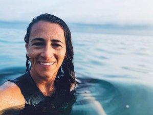 4-Daagse Zelfacceptatie Yoga en Meditatie Retreat met Dagelijks Surfen voor Vrouwen in Portobelo