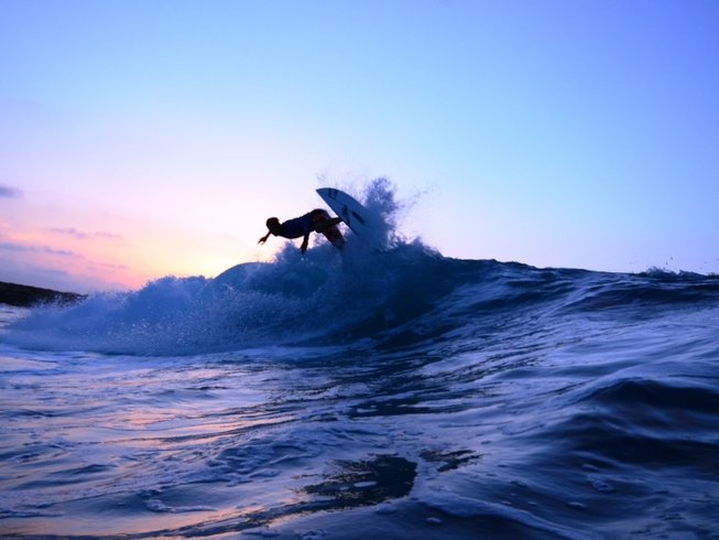 7 Days Surf and Yoga Retreat in Canary Islands, Spain