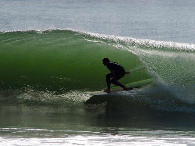 11 jours en retraite de yoga et de surf, Maroc