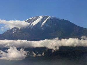 6 Days Marangu Route Kilimanjaro Safari and Trekking