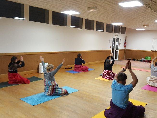 5 jours en stage de yoga, méditation et cours de cuisine en Charente, France