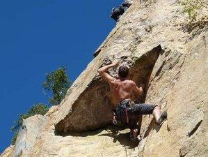 8 Tage Kletter und Yoga Urlaub in Colares