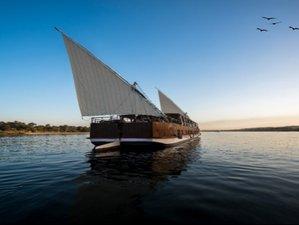 8 Tage Yoga und spirituelle Tempelreise auf dem Nil, Ägypten