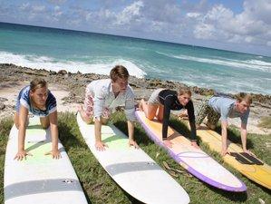 4 Days Invigorating Surf Camp in Christ Church, Barbados