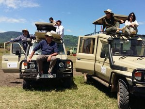 12 Days Classic Expedition Safari in Kenya and Tanzania