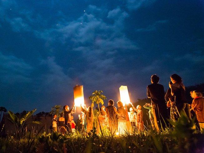 28 Days Thai Massage and Yoga Retreat Laos