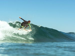8 Days Surf Camp in Santa Cruz, Portugal