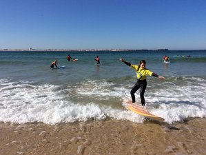 8 Days Enjoyable Surf Camp in Ferrel, Portugal