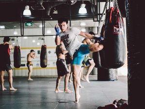 1 Week Champions Mixed Martial Arts Training in Singapore