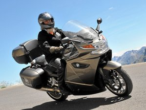 15 Day Guided Mega Mountain Motorcycle Tour through France, Andorra, and Spain