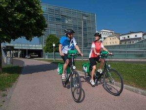 4 Days Short Danube Path Bike Tour, Austria
