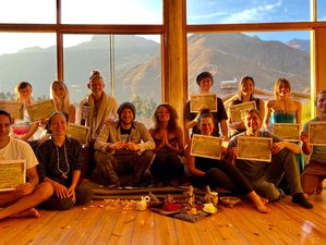 """22 Day """"Andean Experience"""" 200 Hours Yoga Teacher Training in Pisac, Sacred Valley of Peru"""