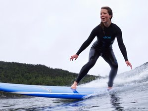 7 Days Tofino Surf Camp