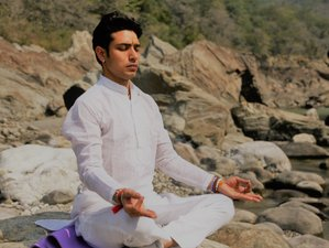 15 Days 100-Hours Meditation Teacher Training in Rishikesh, India