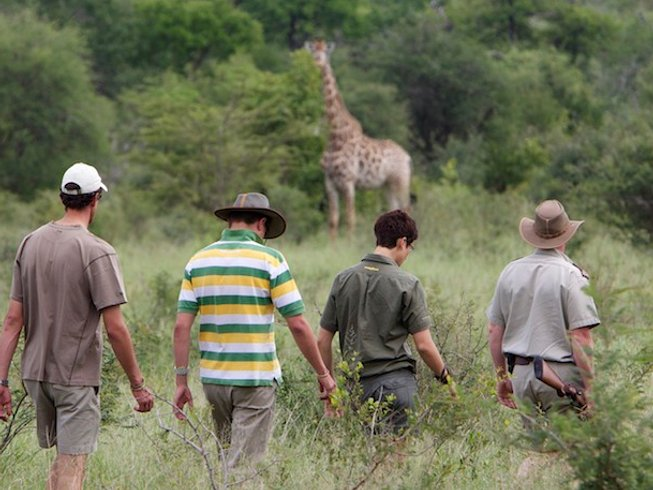 5 Days Safari South Africa